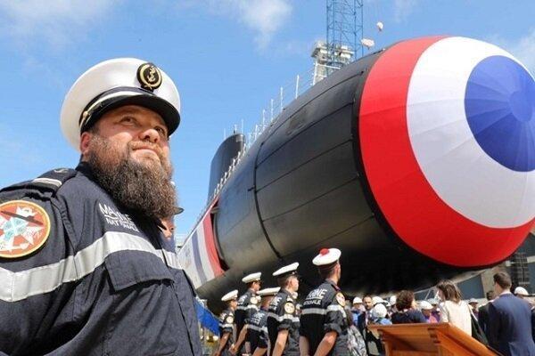 رونمایی فرانسه از نسل جدید زیردریایی هسته ای