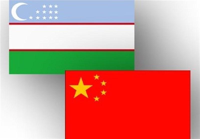 همکاری های ریلی ازبکستان و چین