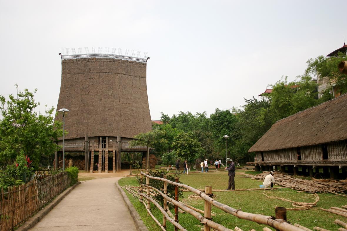 موزه نژادشناسی ویتنام