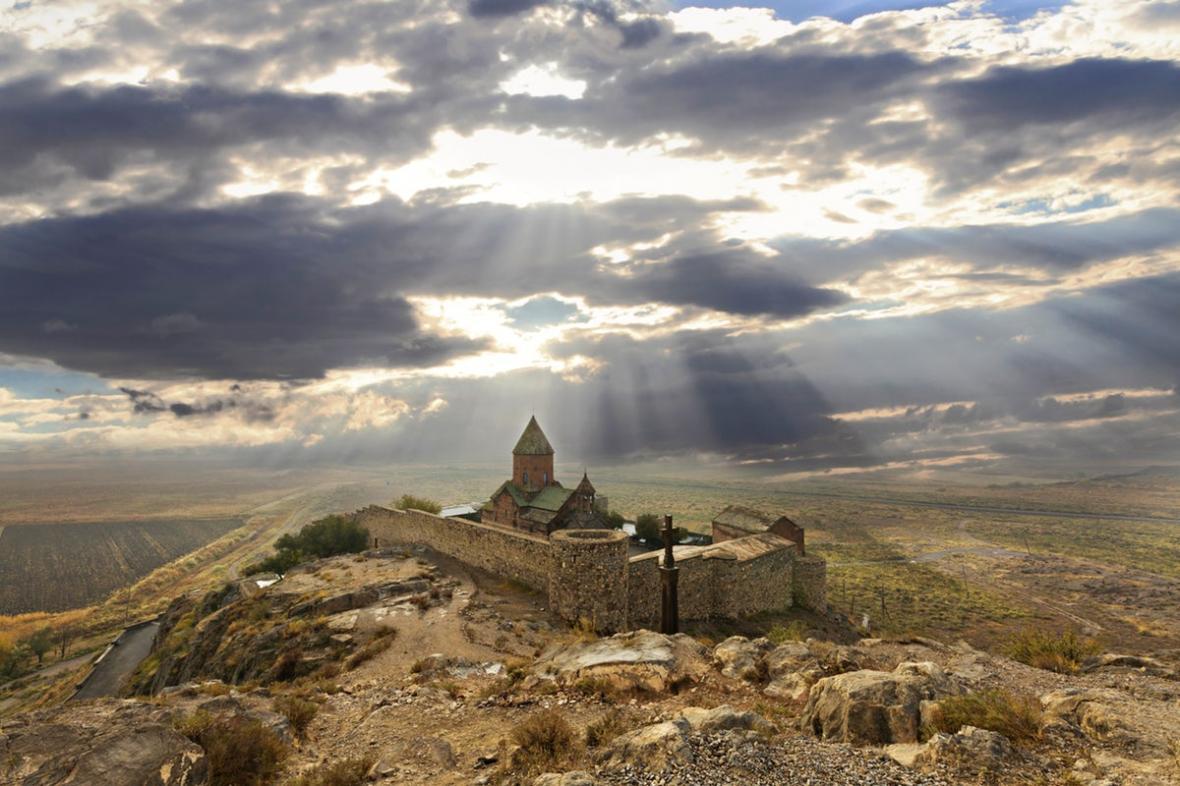 صومعه خور ویراپ (ارمنستان)