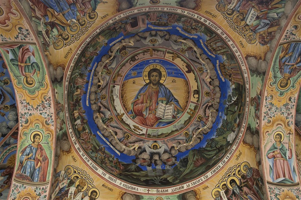 صومعه ریلا (بلغارستان)