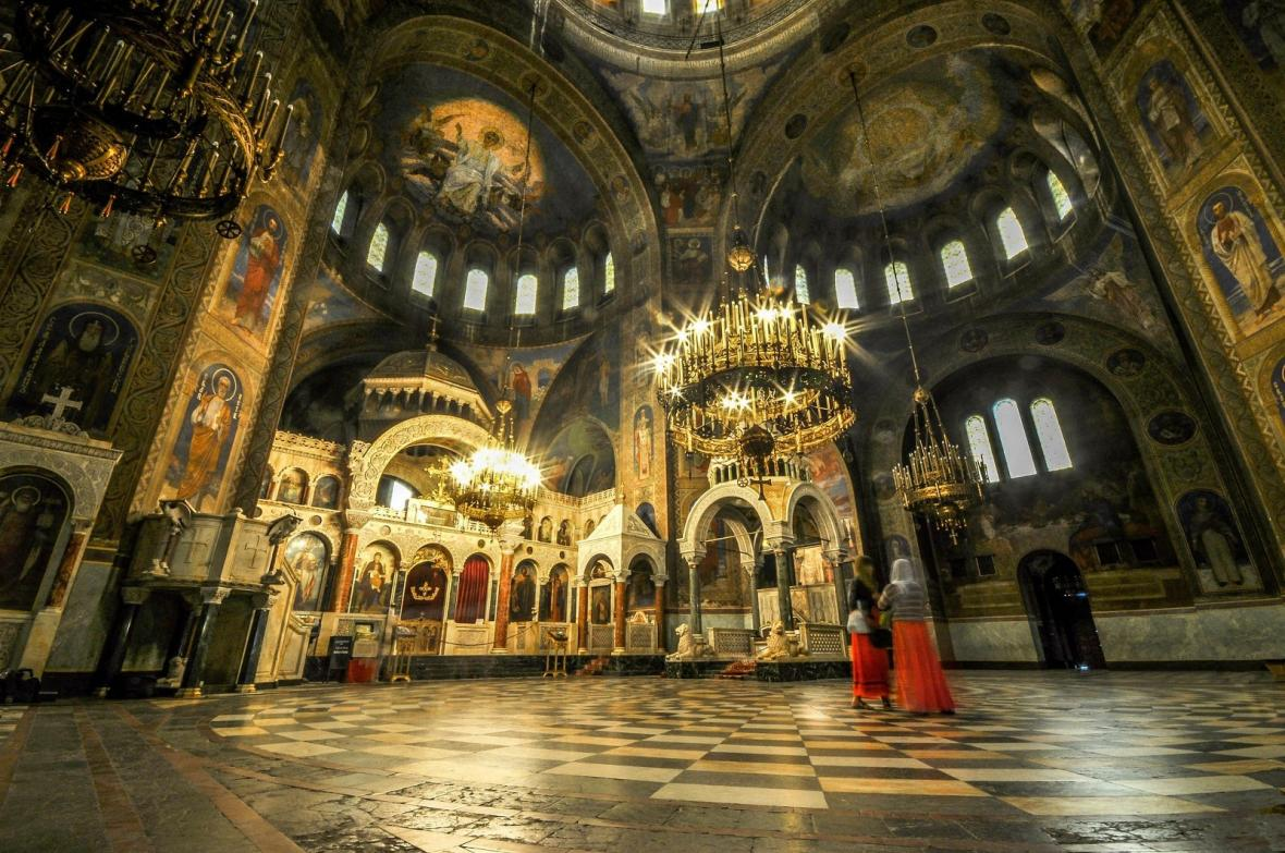 کلیسای الکساندر نوسکی صوفیه (بلغارستان)