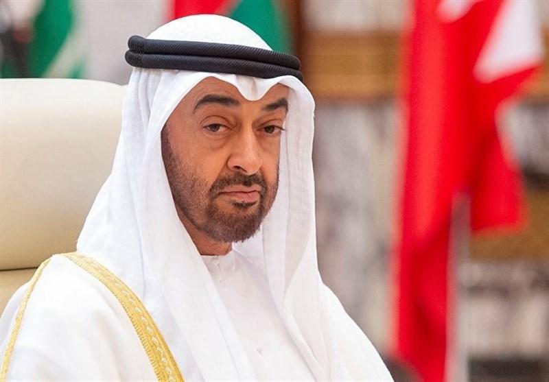 گفت وگوی تلفنی ولیعهد ابوظبی و رئیس جمهور فرانسه