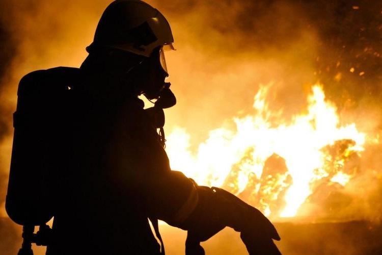 جنگل های یونان در پی گرمای هوا و وزش باد در آتش سوختند