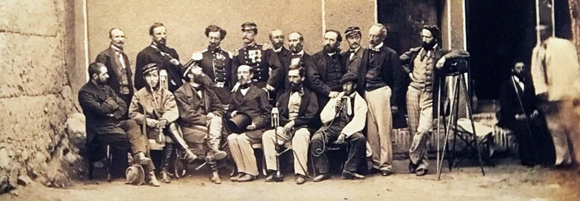 کاخ گلستان به روایت عکاس ایتالیایی ، تصاویر متفاوتی که مونتابونه در دوره قاجارها شکار کرد