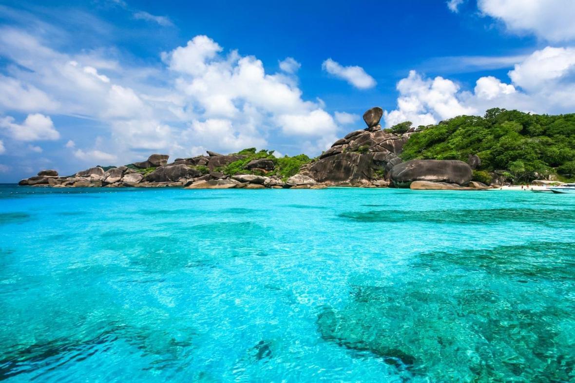 جزایر سیمیلان (تایلند)