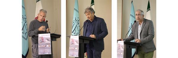 نشست تخصصی تجارب مشترک حفاظت و مرمت ایران ـ ایتالیا