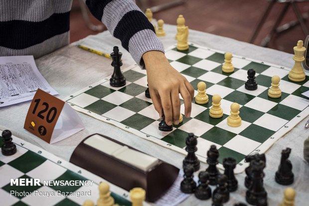 حضور دو نماینده شطرنج ایران در مسابقات سانتوس اسپانیا