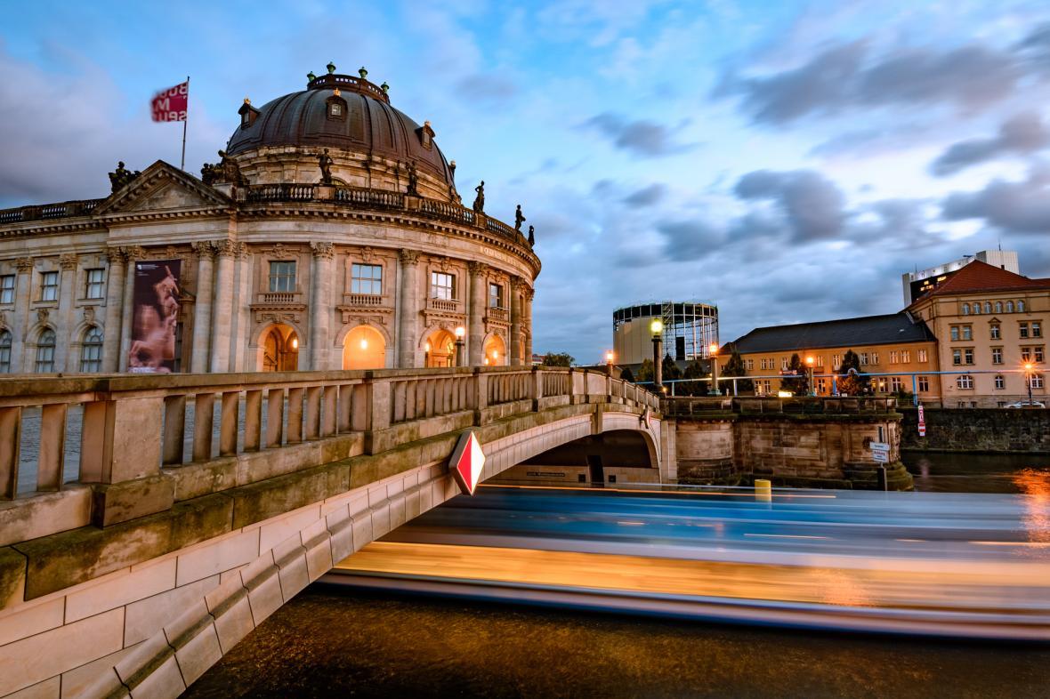 جزیره موزه برلین (آلمان)