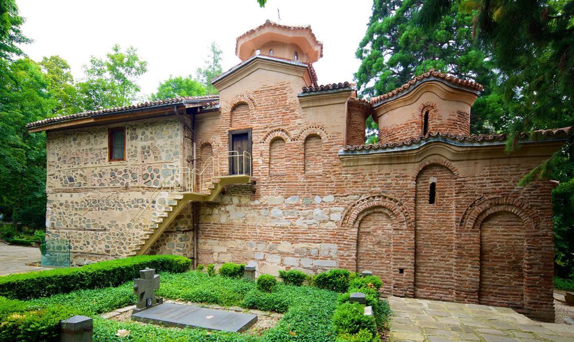 کلیسای بویانا صوفیه (بلغارستان)