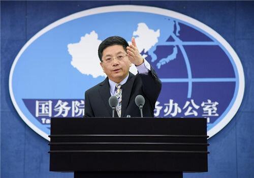 واکنش چین به تصویب پیمان تایوان در سنای آمریکا