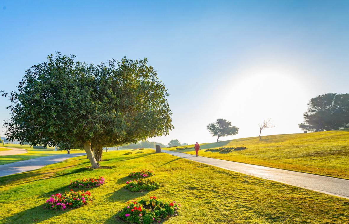 پارک اسپایر دوحه (قطر)