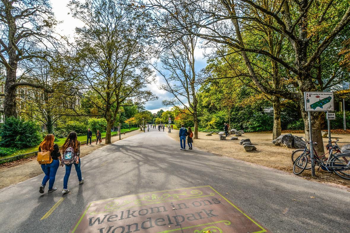 واندل پارک آمستردام (هلند)