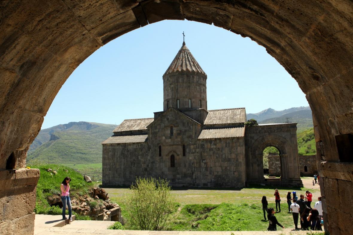 صومعه تاتو (ارمنستان)