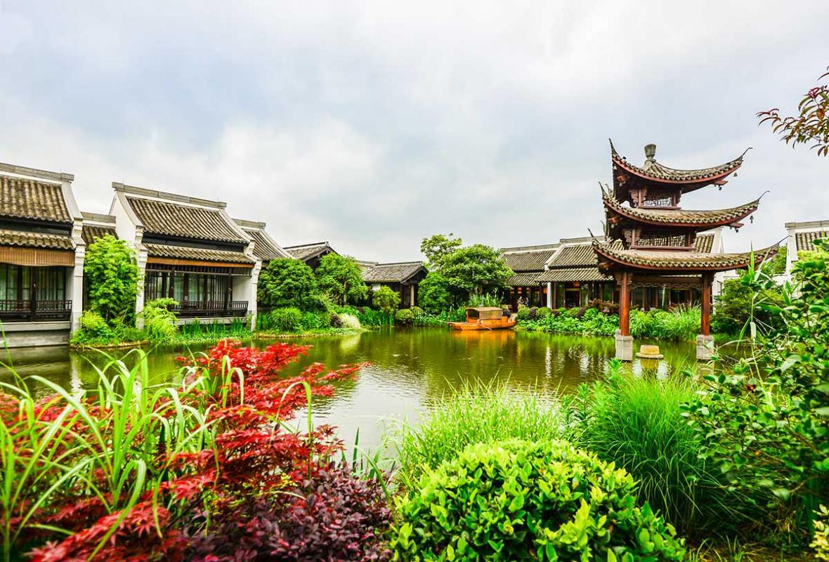 پارک ملی تالاب شی شی هانگزو (چین)