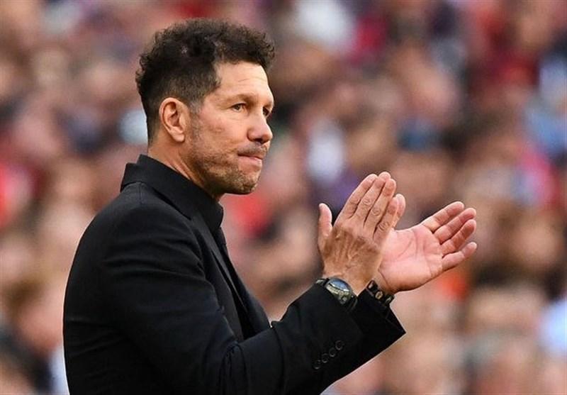 سیمئونه: خوش شانس هستیم که بهترین طرفداران اسپانیا را در کنارمان داریم، اتلتیک بیلبائو تیم جان سختی است