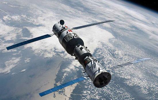 چین ایستگاه فضایی را به اشتراک میگذارد