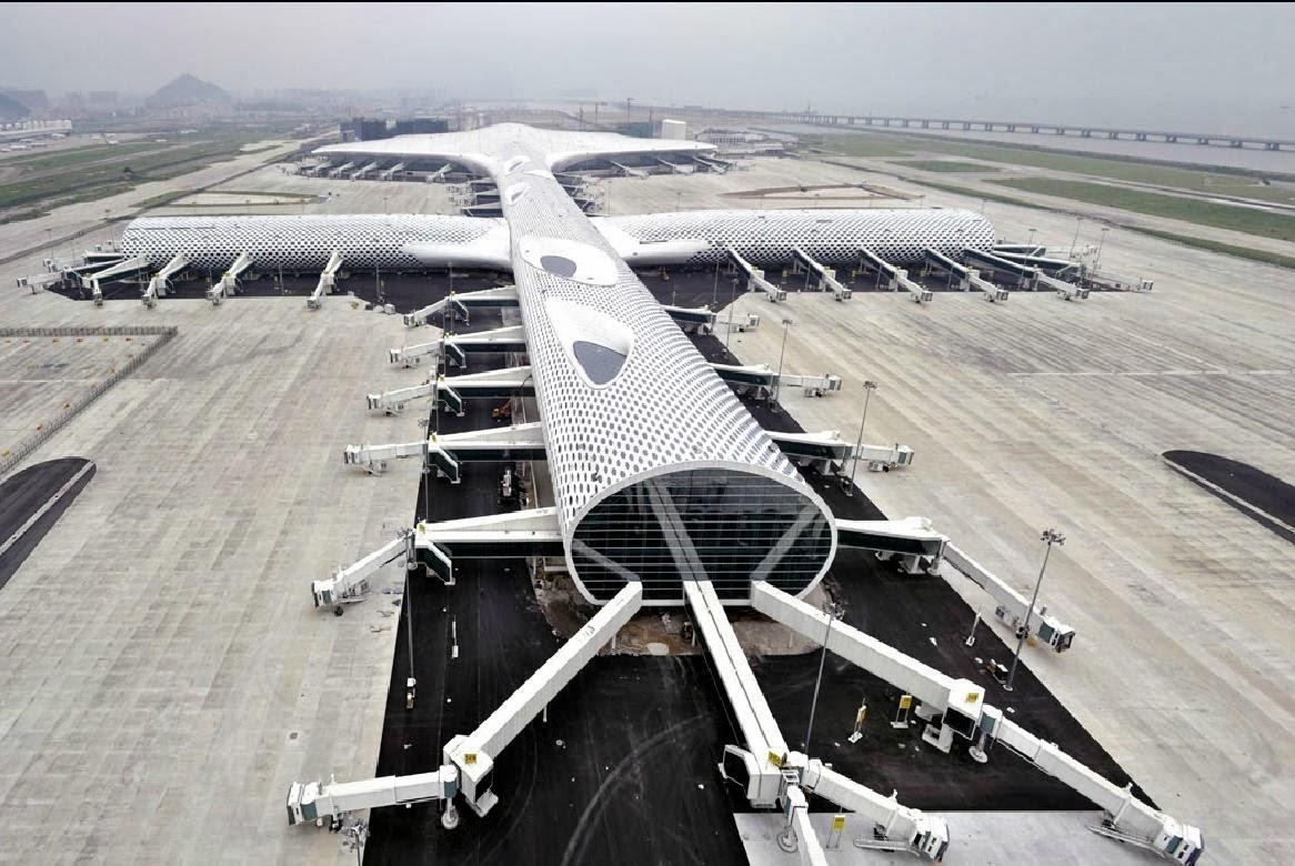 چین تا سال 2025 برنامه ساخت 136 فرودگاه را دارد