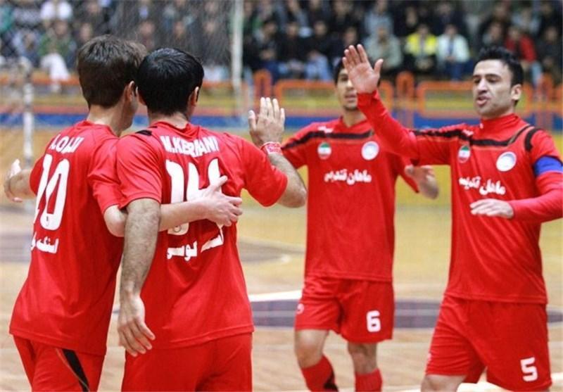 حضور 3 بازیکن ماهان تندیس قم در تورنمنت بین المللی چین