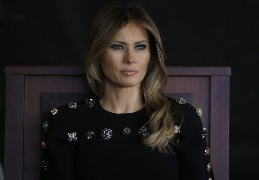 22 روز غیبت بانوی اول آمریکا در انظار عمومی ، هیل: ملانیا، ترامپ را درسفربه کانادا و سنگاپور همراهی نمی کند