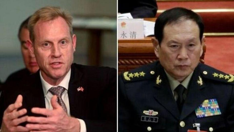 هشدار وزیر دفاع آمریکا به چین و حمایت از ژاپن
