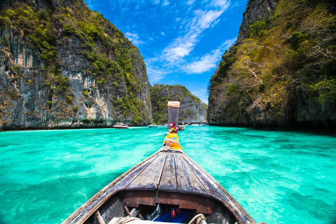 جزیره فی فی (تایلند)