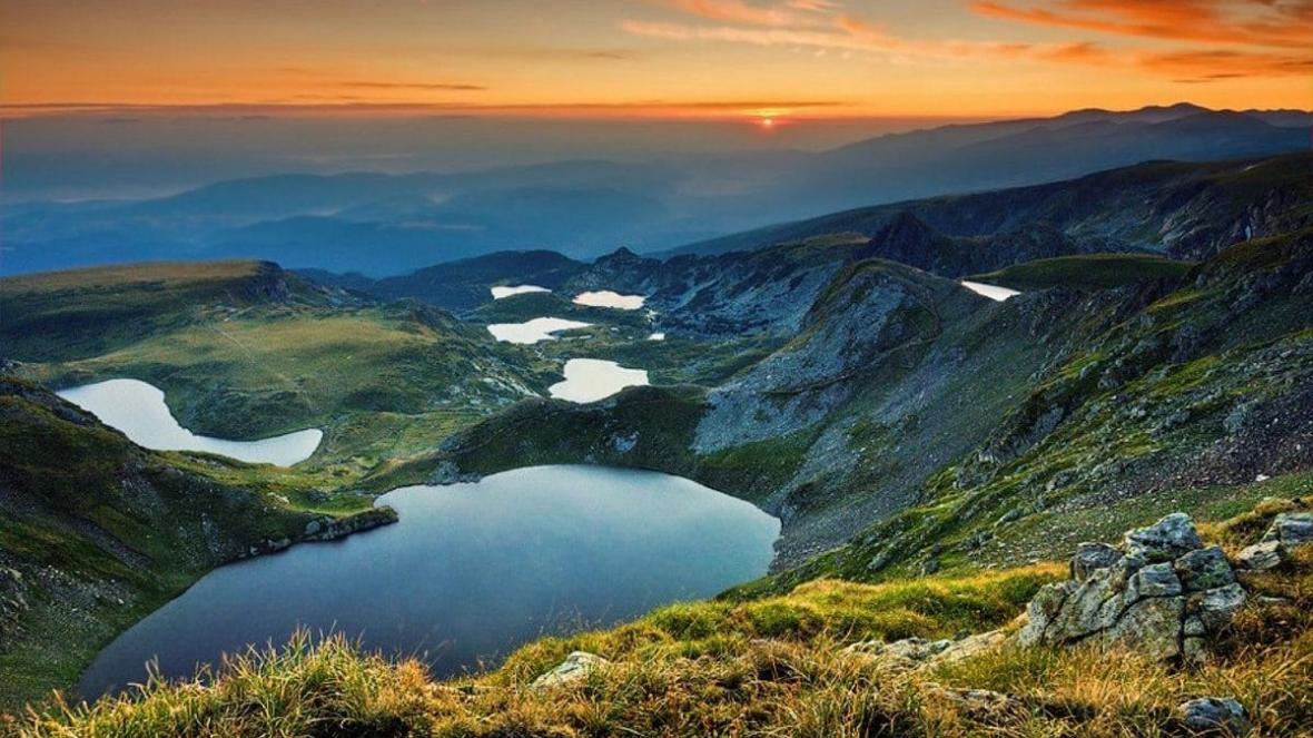 هفت دریاچه ریلا (بلغارستان)