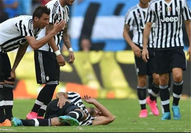 خدیرا دیدار سوپرجام فوتبال ایتالیا را از دست داد