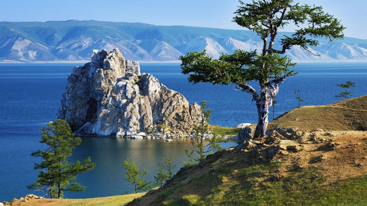 دریاچه بایکال (روسیه)