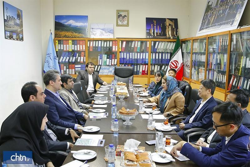 تقویت مشارکت ها و بالابردن سطح ارتباطات ایران و چین در حوزه گردشگری و سرمایه گذاری