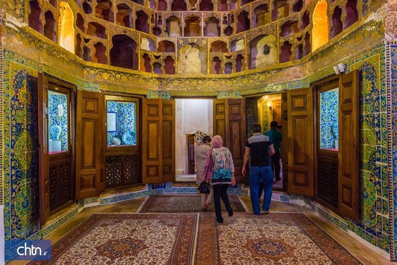 رشد 50درصدی بازدید گردشگران خارجی از موزه چینی خانه اردبیل