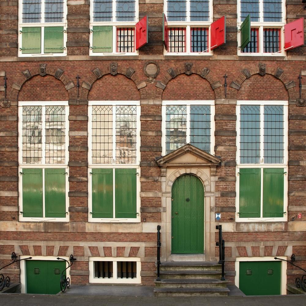 خانه موزه رامبراند آمستردام (هلند)