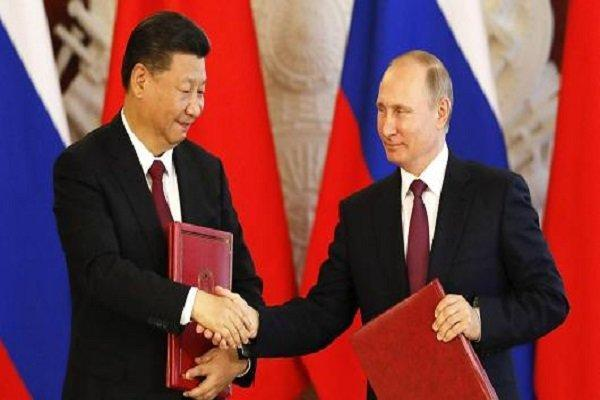 پروژه گازرسانی روسیه به چین شروع می گردد