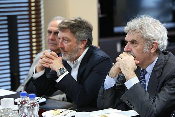 قدردانی رئیس اتحادیه ناشران ایتالیا برای حضور در نمایشگاه تهران