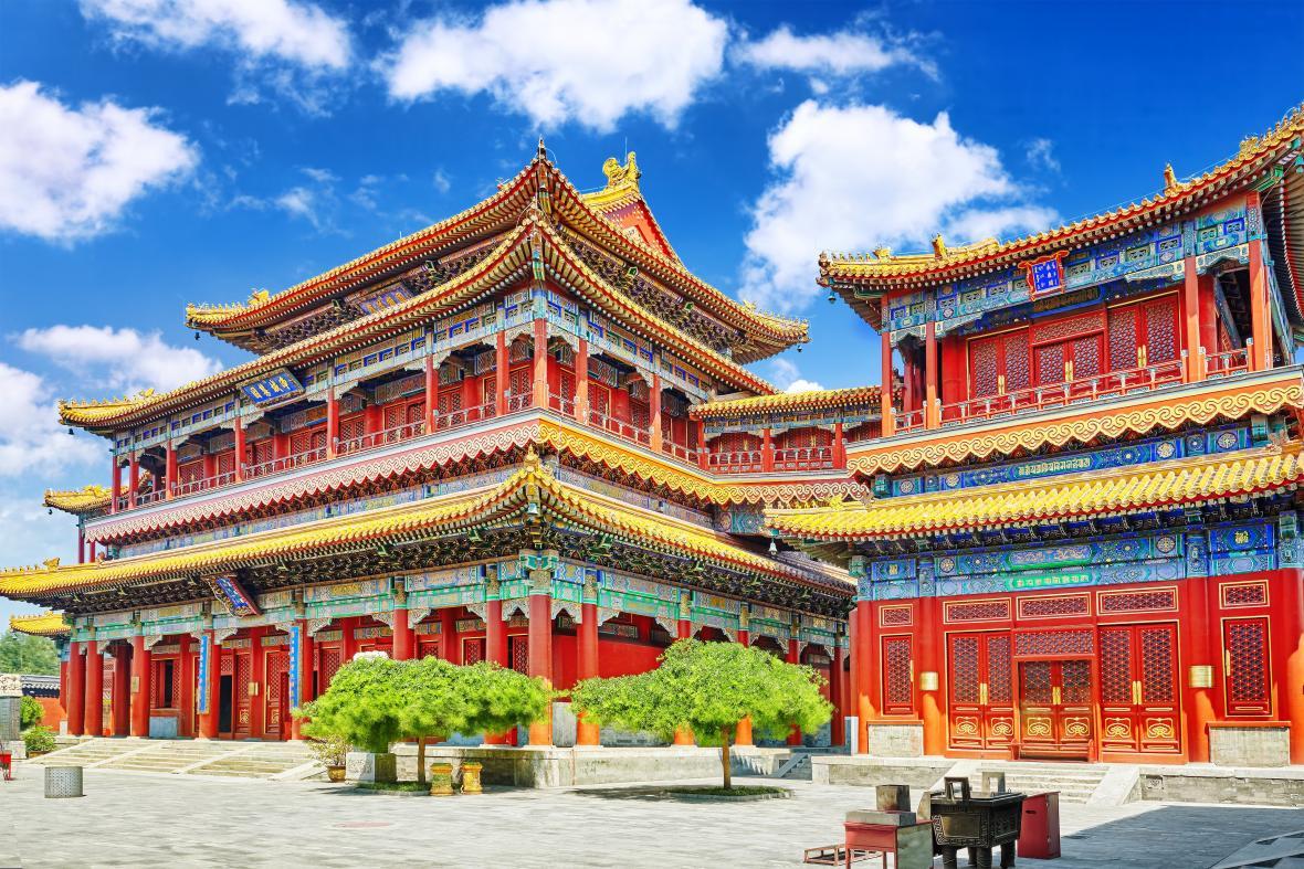 معبد لاما پکن (چین)