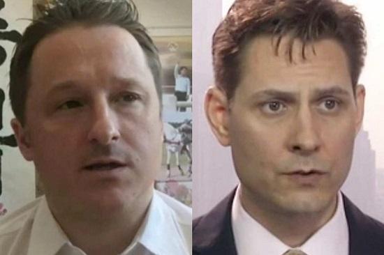 اتهام جاسوسی چین به دو کانادایی