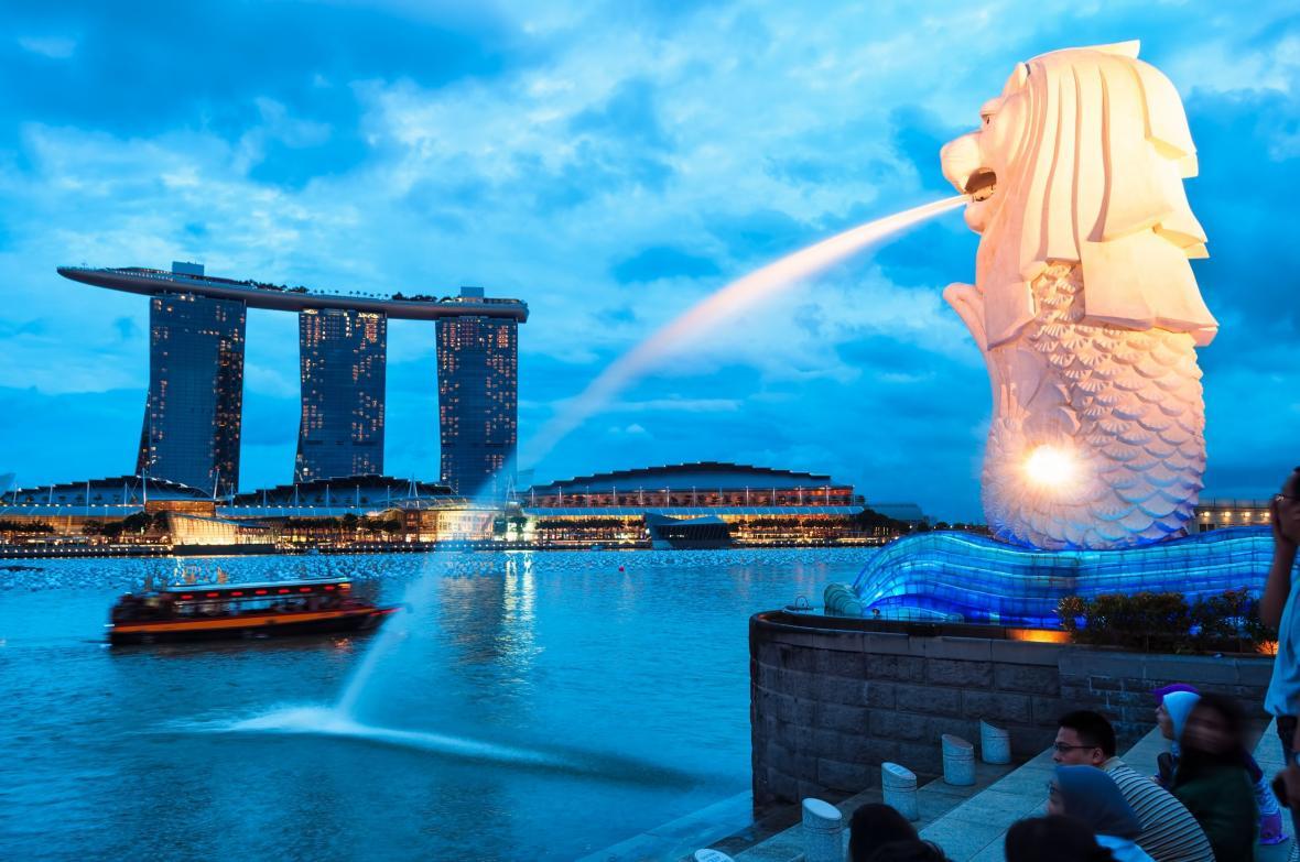 پارک مرلیون (سنگاپور)