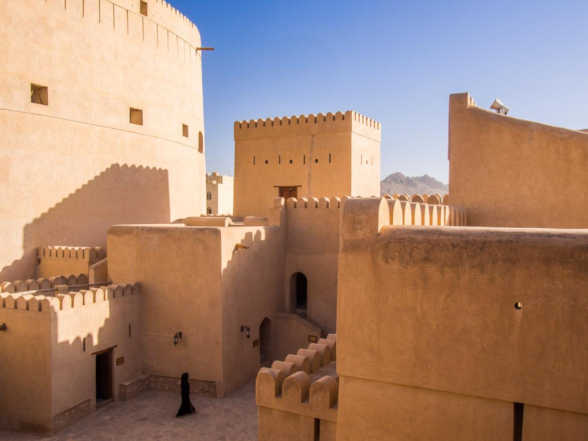قلعه نزوی (عمان)