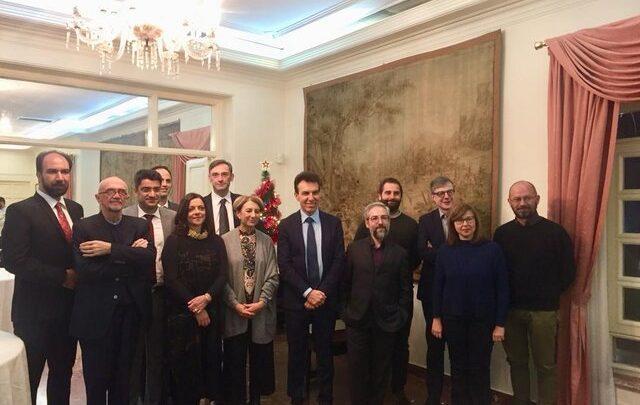 همکاری ایران و ایتالیا برای توسعه میراث فرهنگی، گردشگری و صنایع دستی شروع شد
