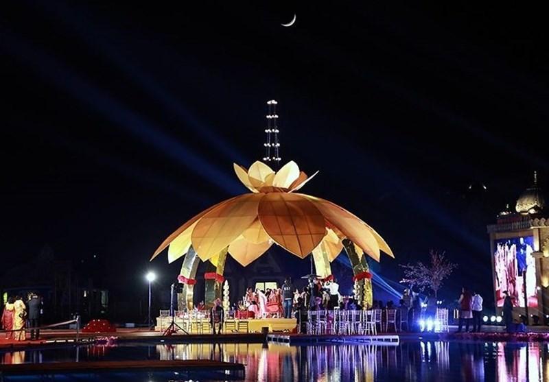 گزارش، ابتکار ترکیه در صنعت گردشگری؛ برگزاری جشن عروسی هندی ها