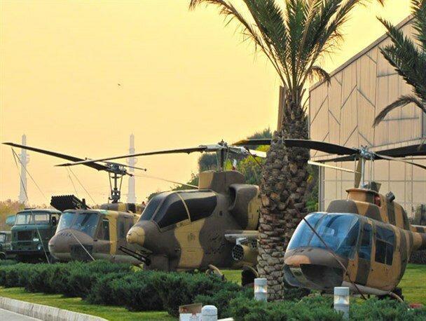 باغ موزه دفاع مقدس جاذبه گردشگری مناسبی برای جذب گردشگر است