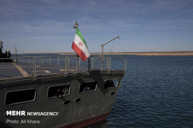 واکنش آمریکا به رزمایش سه جانبه ایران، روسیه و چین