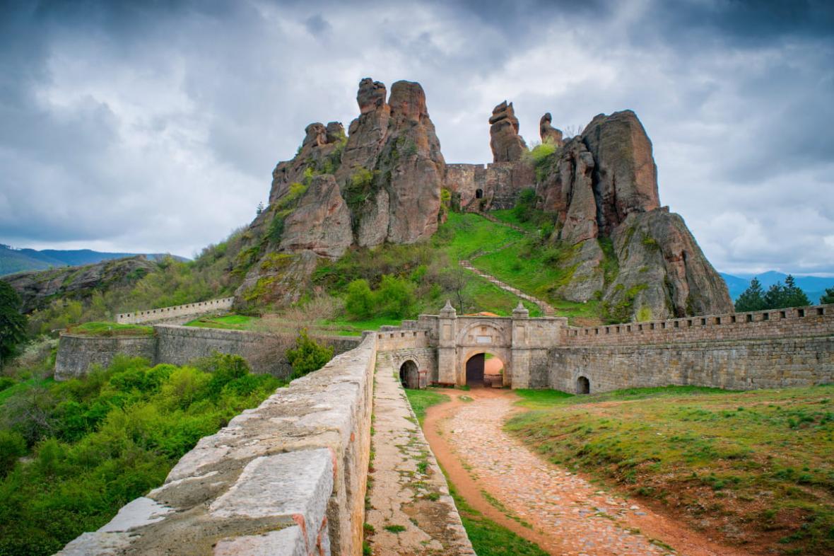 قلعه بلوگرادچیک (بلغارستان)