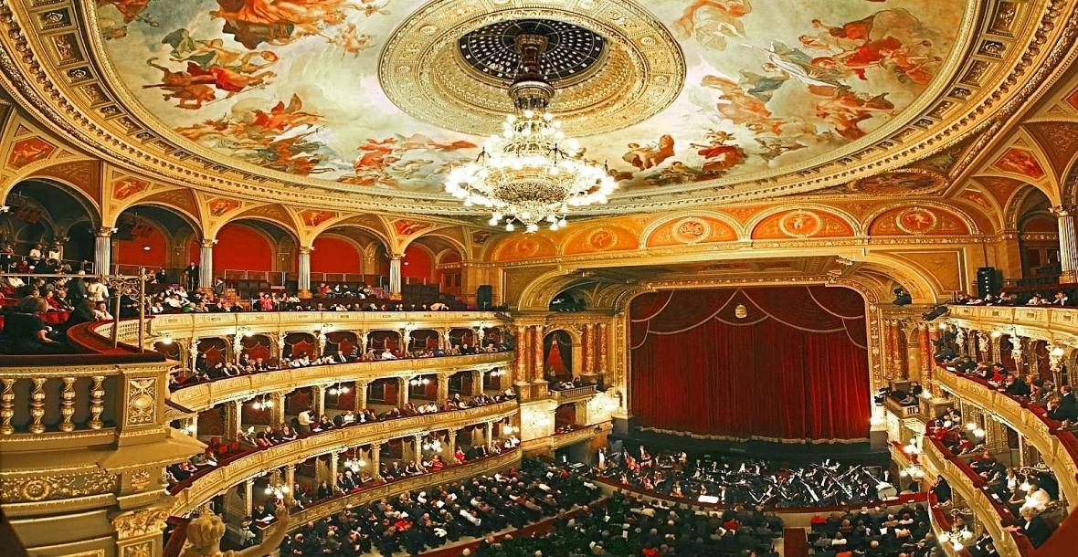 اپرای ایالتی وین (اتریش)