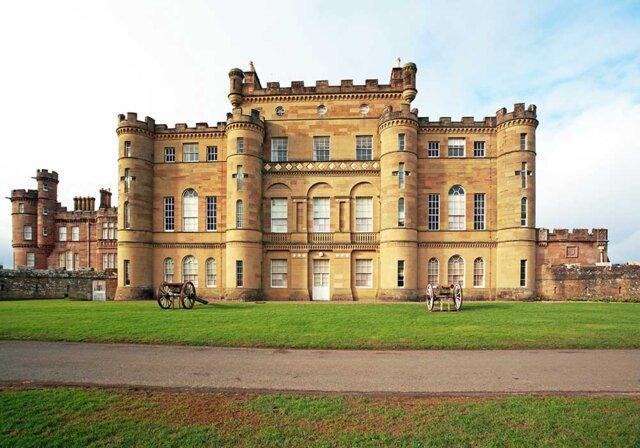 اسکاتلند برترین مقصد در گردشگری عروسی شد