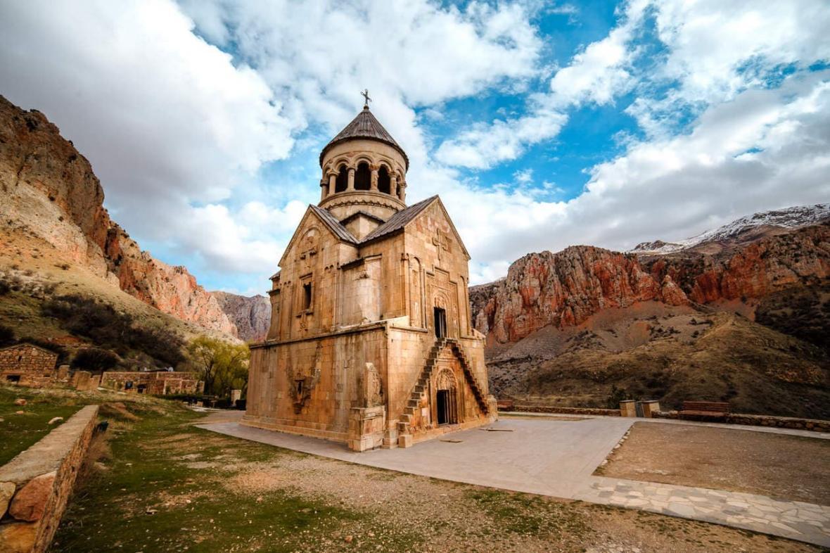 صومعه نوراوانک (ارمنستان)
