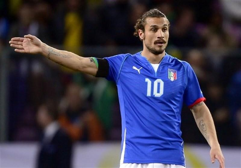 بازگشت بازیکن سابق تیم ملی ایتالیا به زمین فوتبال پس از بازنشستگی 4 ساله!