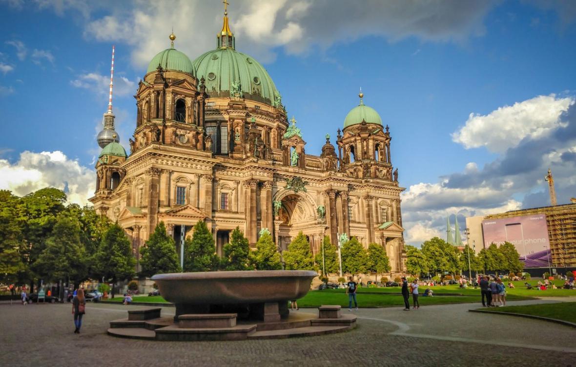 کلیسای جامع برلین (آلمان)