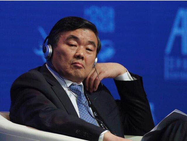 رئیس سابق بانک توسعه چین از حزب حاکم اخراج شد