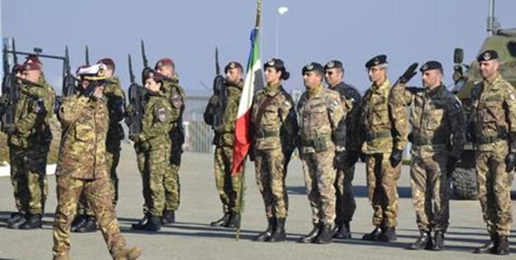 نظامیان ایتالیایی از پایگاه نظامی آمریکا در بغداد خارج شدند